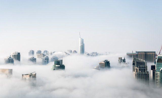een kijkje in de cloud