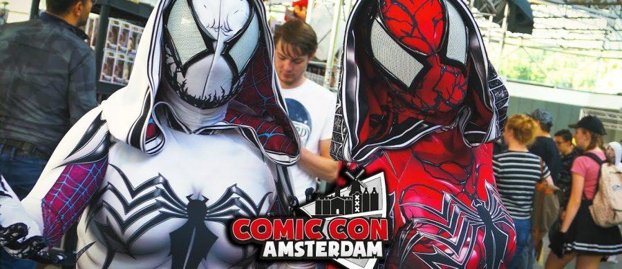 comic con amsterdam 2019