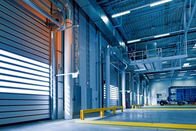 magazijn productie software